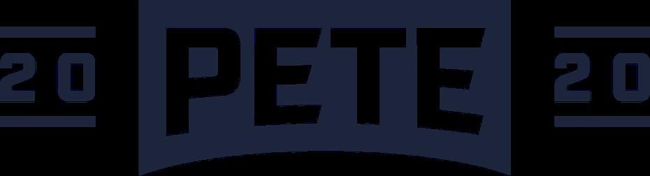 Логотипы кандидатов в президенты 2020 года: Пит Буттигег