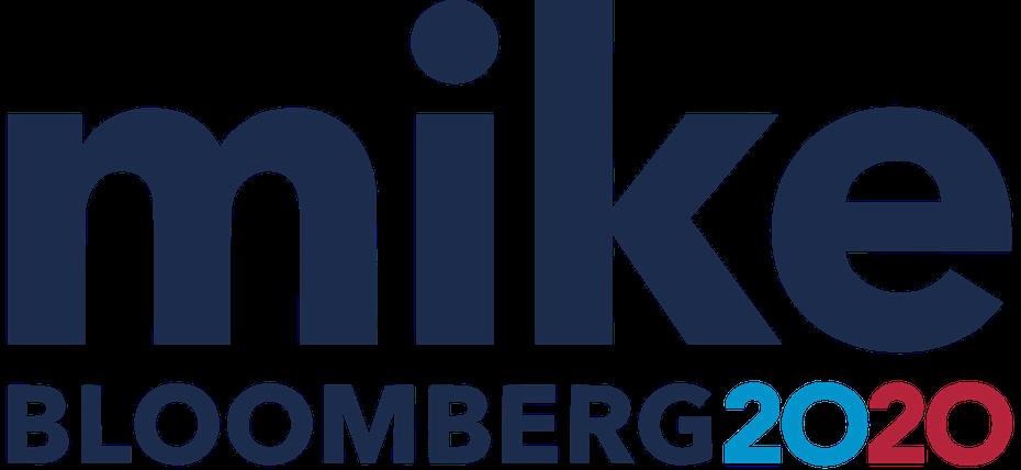 Логотипы кандидатов в президенты 2020 года: Майк Блумберг