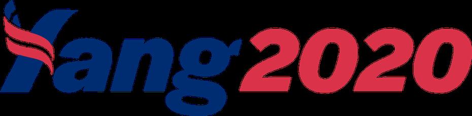 Логотипы кандидатов в президенты 2020 года: Эндрю Янг