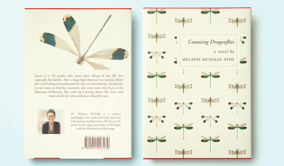 """Пример обложки книги 2020 года с тонкими рисунками стрекозы """"width ="""" 2040 """"height ="""" 1196 """"/>    <figcaption> зеленым цветом в синем </figcaption></figure> <blockquote class="""