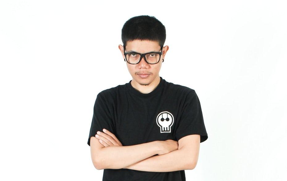 Фотография дизайнера логотипов, BayuRIP