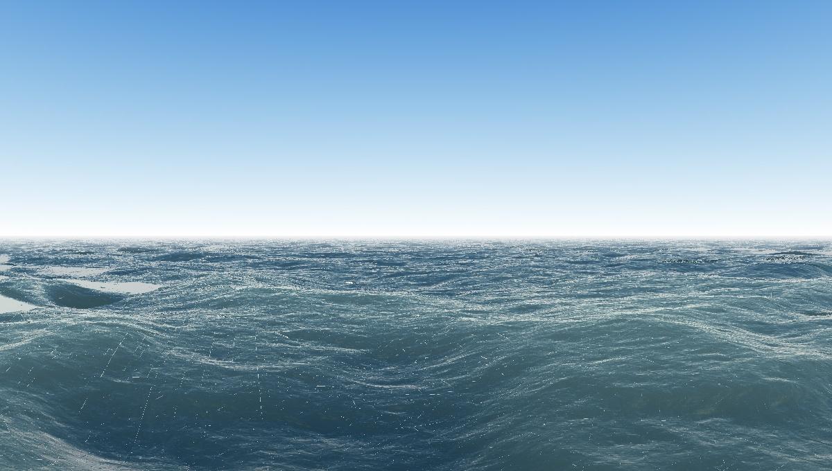 "Демонстрационное изображение: Water Shader ""title ="" Water Shader ""/> </figure> <div class="