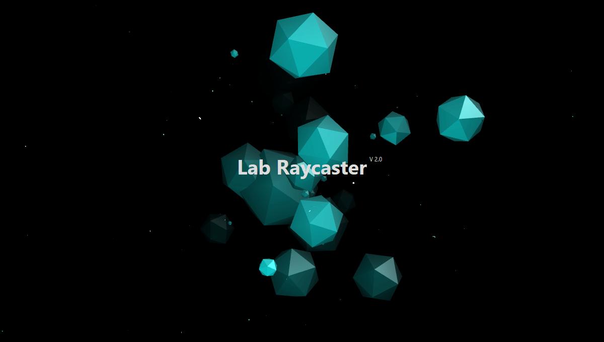 """Демонстрационное изображение: Raycaster """"title ="""" Raycaster """"/> </figure> <div class="""