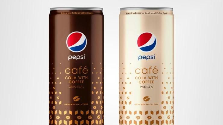 "Pepsi Cafe и Pepsi Cafe Vanilla ""width ="" 740 ""height ="" 416"