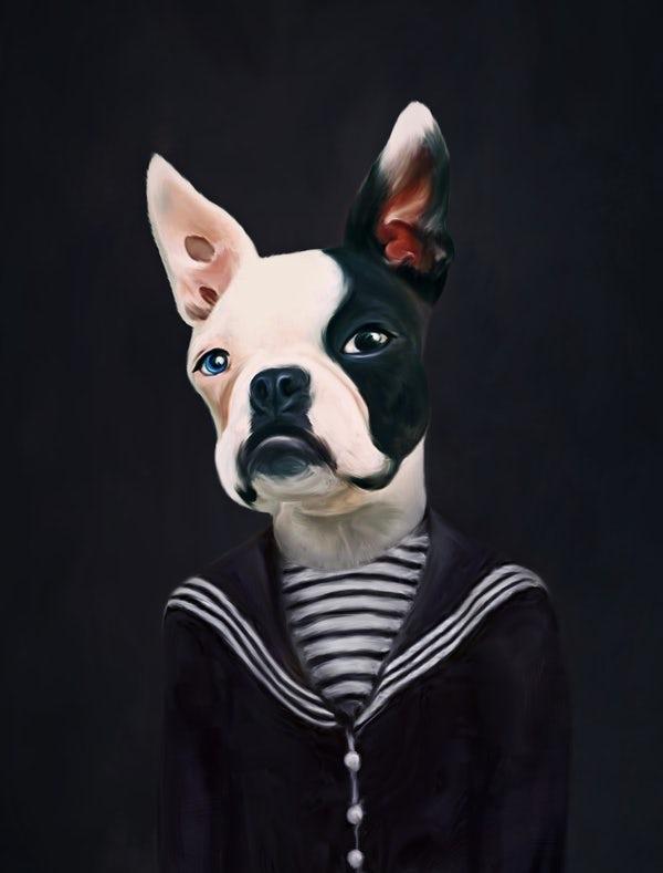 <figure> портрет собаки сату пелконен «/> </figure> </p></div></div> <p> <strong> Вспоминая прошлый год, какие новые тенденции веб-дизайна или цифрового дизайна вы заметили? </strong> </p> <p> Типография становится все более популярной в веб-дизайне. Это такая огромная часть создания красивых макетов, поэтому было действительно интересно увидеть больше игривости с типом в последнее время. </p> <p> <strong> Что действительно впечатляет вас, когда дело доходит до экранного дизайна? </strong> </p> <p> Мне нравится, когда люди комбинируют цвет, тип, фотографии и пустое пространство таким образом, что все идеально сочетается друг с другом. Иногда люди слишком зациклены на тонкой настройке мелких деталей, когда общая картина еще не полностью установлена. Небольшие взаимодействия и восхитительные анимации станут лишь обледенением на торте, как только вам удастся придать более широкую картину. </p> <p> <span style=