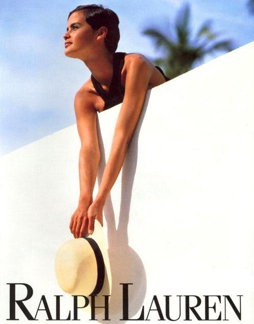 """Уличная реклама журнала Ralph Lauren из 90-х """"width ="""" 497 """"height ="""" 635"""