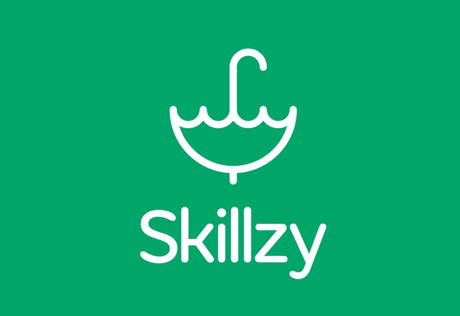 """Skillzy дизайн логотипа """"width ="""" 1420 """"height ="""" 975 """"/>    <figcaption> Разработка логотипа vallt для Skillzy. </figcaption></figure> <p> Skillzy — образовательная онлайн-платформа. Их монохроматическая Логотип содержит простой текст, сопровождаемый символом перевернутого зонта. Логотип прост и привлекателен. Значение перевернутого зонта неясно, но, возможно, это загадка, которая заинтриговывает зрителя. Является ли это духовной ссылкой на обладание «Это наверняка заставило нас задуматься! Что бы это ни значило, эта простая комбинация элементов отделяет бизнес и оставляет незабываемый след. </p> <figure data-id="""