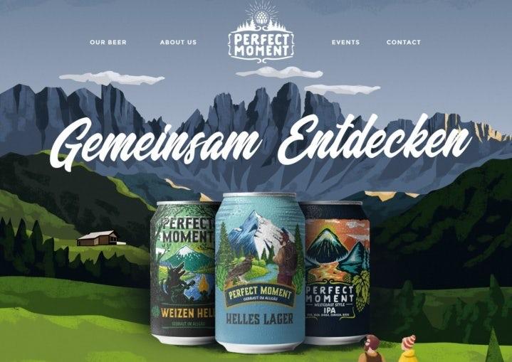 """Синий и зеленый иллюстрированный сайт о природе для пивоваренного завода """"width ="""" 719 """"height ="""" 509 """"/>    <figcaption> Целевая страница — это тип дизайна, создаваемый цифровыми дизайнерами. Дизайн DSKY </figcaption></figure> <p> В конкурсе дизайнеров вы пишете краткое изложение того, что вы ищете. В этом кратком списке перечислены проекты, над которыми вы работаете, что вам нужно сделать, и любые детали дизайна, которые вы имеете в виду. Как цветовая палитра или определенный вид внешнего вида. Дизайнеры со всего мира читают ваше краткое изложение и представляют концепции дизайна на основе предоставленной вами информации. Затем вы выбираете финалистов, предоставляете им отзывы о своих концепциях и в конечном итоге выбираете тот, который вам нравится больше всего. Если вам важна идея и видение разнообразных стилей дизайна, мы рекомендуем начать конкурс дизайна. </p> <h5><span id="""