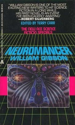 """Нейромант Уильяма Гибсона """"width ="""" 245 """"height ="""" 406 """"/>    <figcaption> Культовый классический нейромант из Википедии </figcaption></figure> <h3><span id="""