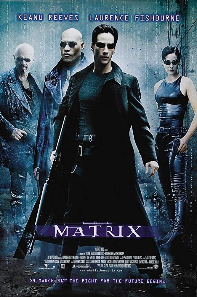 "Постер Matrix ""width ="" 665 ""height ="" 1000 ""/>    <figcaption> Постер Matrix через IMDB </figcaption></figure> <h3><span id="