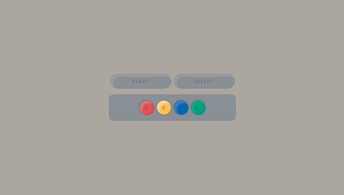 "Demo image: Custom Property Retro Buttons"" title=""Custom Property Retro Buttons""/></figure> <div class="
