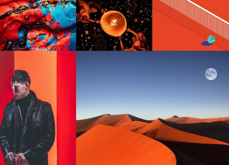 Color Trends 2020 Lush-Lava