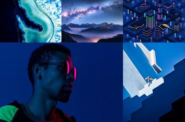 Color Trends 2020 Phantom Blue