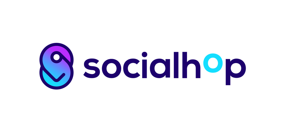 """геометрический логотип в сине-фиолетовом градиенте """"width ="""" 3566 """"height ="""" 1704"""