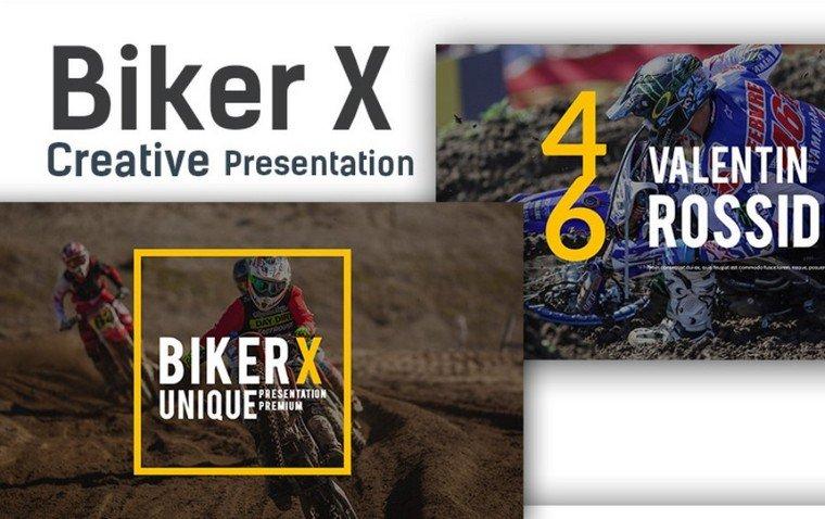 Biker X