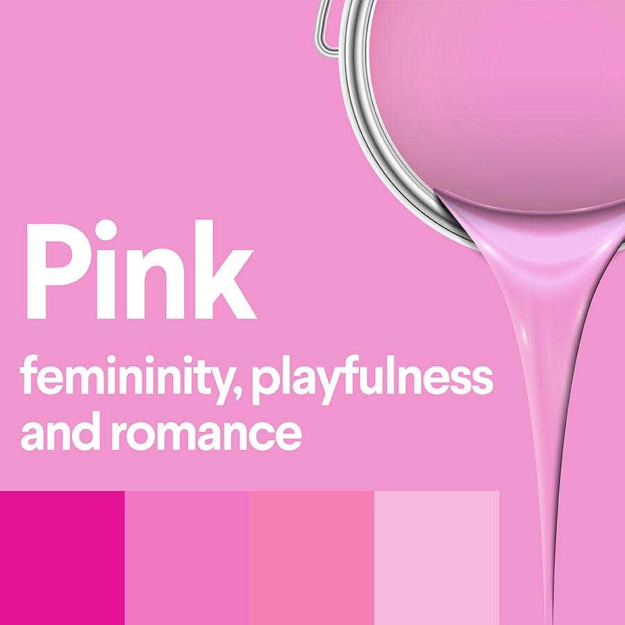 Что означает розовый: психология цвета розового