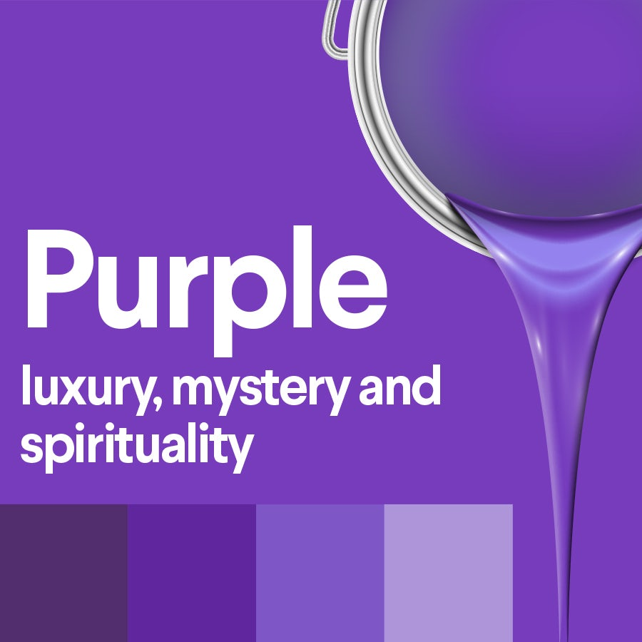 Что означает фиолетовый: психология цвета фиолетового
