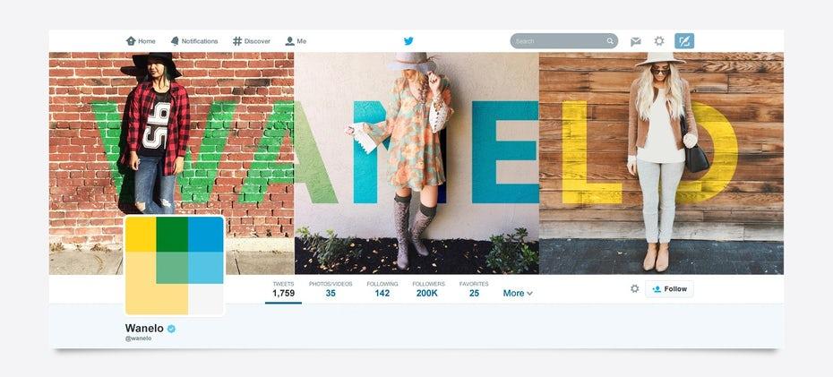 """забавный дизайн обложки в твиттере для бренда одежды """"width ="""" 1700 """"height ="""" 769 """"/>    <figcaption> Развивайте свой бренд в социальных сетях. Дизайн обложки в Twitter от vectro </figcaption></figure> <p> Примеры типов контента, который вы можете создать, включают часто задаваемые страницы с вопросами, сообщения в блогах о том, как наилучшим образом использовать ваш продукт, или вещи, которые говорят о повседневной жизни вашей целевой аудитории. </p> <p> Это также шаг, с которого вы начинаете запрашивать свои профили в социальных сетях и составлять календарь контента, который вы хотите опубликовать. Постоянное добавление нового контента на эти сайты — это самый простой и эффективный способ увеличить число подписчиков в Интернете. </p> <p> Ознакомьтесь с этим руководством по дизайну социальных сетей, чтобы получить дополнительную информацию о том, как сделать ваши учетные записи в социальных сетях привлекательными и узнаваемыми. </p> <h2><span id="""