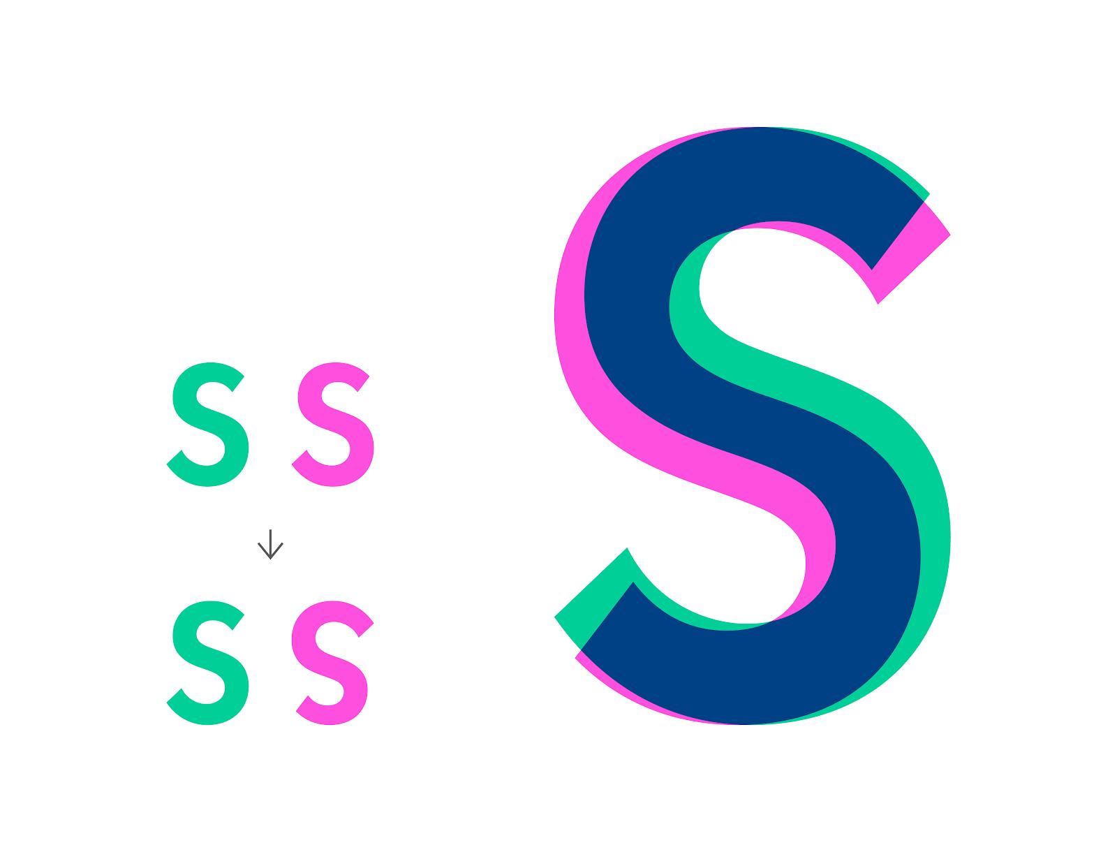 Иллюзия шрифтов