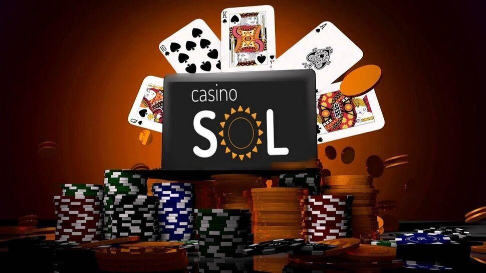 Обзор казино Сол