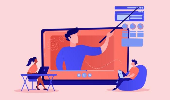 """Лучшие учебники по веб-дизайну """"width ="""" 700 """"height ="""" 410 """"/>    <figcaption> Иллюстрация OrangeCrush </figcaption></figure> <p> Как скажет большинство профессиональных веб-дизайнеров, веб-дизайн лучше всего учиться, делая это. Вам просто нужно освоить основы, прежде чем начать. Для этого отличный вариант — онлайн-уроки веб-дизайна. От бесплатных видео-уроков до платных интерактивных уроков по веб-дизайну, у вас есть много разных вариантов. — так много, может быть трудно выбрать лучшее. </p> <div class='code-block code-block-2 ai-viewport-1 ai-viewport-2' style='margin: 8px 0; clear: both;'> <!-- Yandex.RTB R-A-268541-2 --> <div id="""