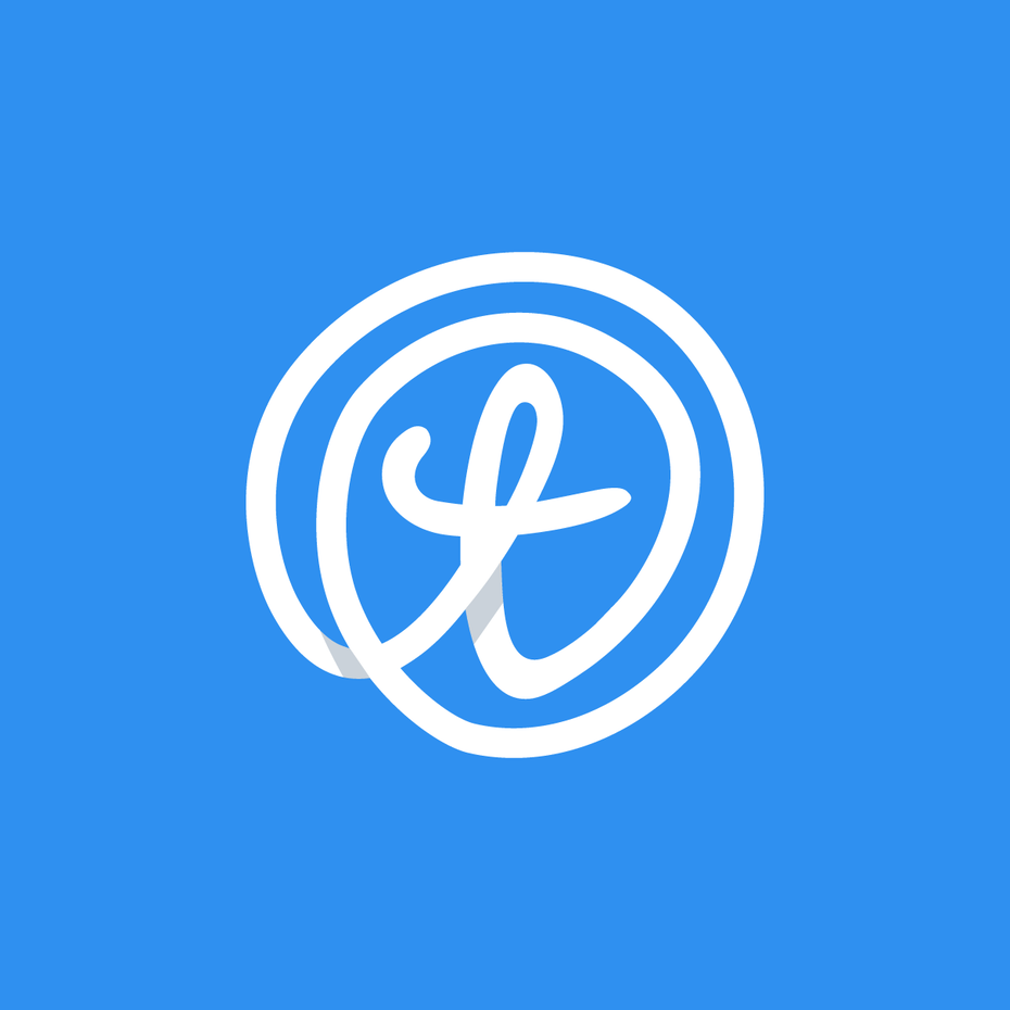 Shadow дизайн логотипа