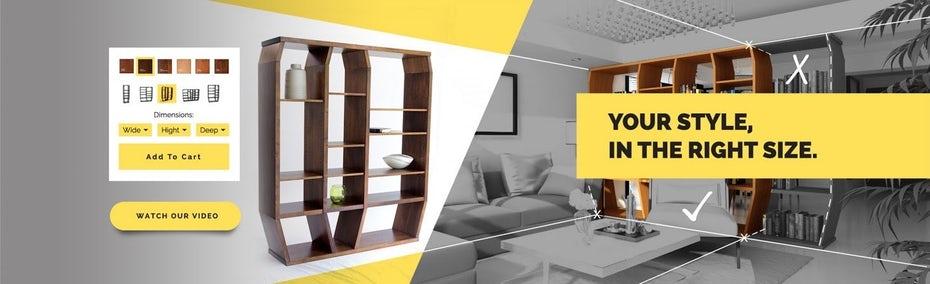 """Желтый, черно-белый баннер для мебельной компании """"width ="""" 1461 """"height ="""" 446 """"/>    <figcaption> Баннерная реклама — это ответ цифровой рекламы на уличные рекламные щиты. Дизайн Kuz: Design. </figcaption></figure> <p> Цифровая реклама — это широкая категория, в которой каждый день появляются новые типы «рекламы», которые появляются в любом количестве форм (баннерная реклама, цифровые рекламные листовки, видео или анимация) и на любом количестве каналов ( от социальных сетей до конкретных веб-сайтов для результатов поиска). </p> <p> В этой статье представлено столько же оснований, что и общего обзора основ цифровой рекламы и ее функционирования в целом. </p> <h3><span id="""