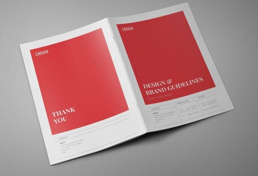 """Руководство по стилю для модного бренда """"width ="""" 844 """"height ="""" 576"""