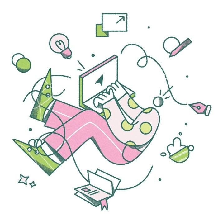 """Иллюстрация человека, работающего на компьютере с плавающими вокруг предметами """"width ="""" 700 """"height ="""" 700 """"/>    <figcaption> Проявляя творческий подход, понимая его потребности и развивая прекрасные отношения с вашим клиентом, вы ' Я превратю задание в текущую работу. Иллюстрация mspasova. </figcaption></figure> <p> Лучший сценарий для каждого фрилансера — построить отношения со своими клиентами, которые выходят за рамки первоначального проектирования или разработки, и превратиться в взаимодействие, в котором они продолжают работать. выполняйте текущую работу по мере развития продукта или потребностей клиентов. </p> <p> Например, до того, как я стал частью Nifty, я был фрилансером, занимавшимся разработкой веб-сайтов для местных предприятий в моем сообществе, моей целью было показать ценность, которую я мог бы принести потенциальным клиентам с самой первой встречи. Одним из клиентов была небольшая аудиологическая клиника в Нью-Йорке, которой требовался очень простой веб-сайт, не более чем целевая страница. </p> <p> Однако я проявил интерес к бизнесу клиента. Я попытался понять, через что они проходят и зачем им целевая страница. Что еще более важно, я попытался выяснить, нужна ли им целевая страница или дополнительный контент. Затем я поговорил с клиентом об их целях, выполнив шаги, описанные ранее. Таким образом, я смог установить крепкие отношения со своим клиентом. </p> <p> Развивая прекрасные отношения, я смог повысить свою ценность для клиента, поддерживая веб-сайт, что привело к запуску нового канала электронной коммерции по продаже батареек для слуховых аппаратов в рамках еженедельной контент-стратегии. Итак, по сути, мое творчество и предвосхищение потребностей моей клиентки привели к дополнительным рабочим возможностям для работы над развитием другой части ее бизнеса. </p> <p> Эффективное сотрудничество и понимание бизнеса и будущих потребностей клиентов — вот что сделало это взаимодействие настолько успешным, потому что я не только решил первоначальную """