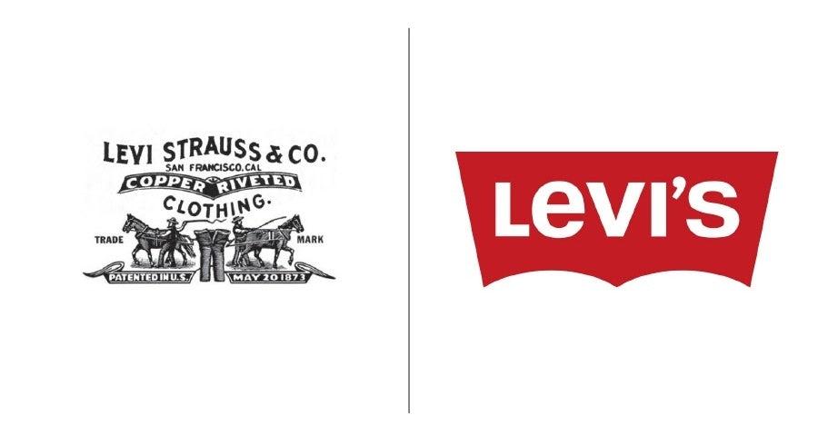 """Примеры эволюции логотипа Леви """"width ="""" 900 """"height ="""" 490 """"/>    <figcaption> Эволюция логотипа Леви с 1890 года до наших дней </figcaption></figure> <p> В отличие от других эволюций логотипа в этом списке, Levi's принимает свой оригинальный дизайн, а не хоронит его. Вы все еще можете увидеть вариант их первого логотипа, хотя и упрощенную версию, встроенную в некоторые из их флагманских джинсов. В конце концов, две лошади, не сумевшие разорвать пару джинсов пополам, все еще общаются прочность изделия такая же, как в 1890 году. </p> <p> История эволюции логотипа Levi's — это история минимализма и упрощения. Хотя этот подробный и многословный логотип был нормальным явлением в 1800-х годах, спустя столетие он выглядит неуместным на экране планшета или цифровом рекламном щите. Поэтому Levi's свел к минимуму все, включая название бренда. </p> <p> Их нынешний логотип небольшой и достаточно простой, чтобы его можно было четко напечатать на сантиметровом ярлыке. Выбор красного, одного из самых привлекательных цветов, также позволяет легко выделиться. А когда у бренда действительно есть возможность представить более подробный логотип, он может вернуться к своему оригиналу, просто чтобы напомнить своим клиентам: «Эй, мы делаем это уже более ста лет!» </p> <h2><span id="""