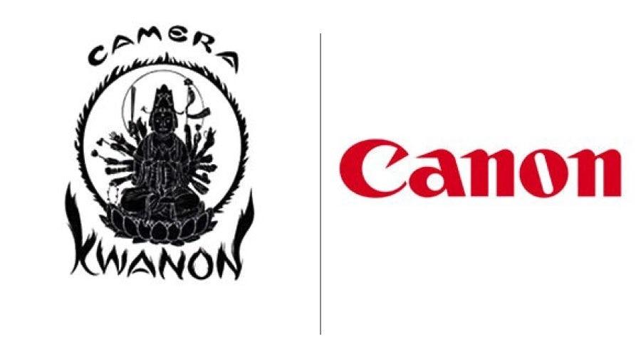 """Примеры эволюции логотипа камеры Canon """"width ="""" 900 """"height ="""" 508 """"/>    <figcaption> Развитие логотипа Canon с 1934 года до наших дней </figcaption></figure> <p> Хотя большинство из нас считает, что Canon получает его название от английского «cannon», на самом деле это японское написание («Kwanon») китайской богини в буддийской мифологии. Предшественник Canon, Лаборатория точных оптических инструментов, выпустила первую камеру «Kwanon» в 1934 году. Согласно веб-сайту Canon, они выбрали эту Богиню Милосердия, потому что она «воплотила видение Компании о создании лучших камер в мире». Возьмите этот факт на вечер викторины. </p> <figure data-id="""