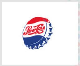 """Эволюция логотипа Pepsi, 1950 г. """"width ="""" 257 """"height ="""" 212 """"/>    <figcaption> Логотип Pepsi, 1950 г. </figcaption></figure> <p> Во второй половине двадцатого века, Pepsi сохранили свою уникальную эмблему, которая быстро стала идентифицировать бренд. Самыми большими изменениями за эти годы стало слово Pepsi: иногда оно появлялось посередине, иногда внизу, иногда оно было черным, иногда синим. </p> <p> Совсем недавно, в 2008 году, Pepsi произвела один из самых смелых изменений дизайна с логотипом, который мы видим сегодня. Хотя они не совсем отказались от трехцветной эмблемы с волнистыми линиями круга, они все же переосмыслили ее, с новой асимметричной волной, которая стала более резкой и современной. В то же время они отказались от версии своего имени, состоящей только из заглавных букв, и предпочли более непринужденную типографику строчными буквами, совпадающую с минималистскими тенденциями конца 2000-х. </p> <h2 id="""