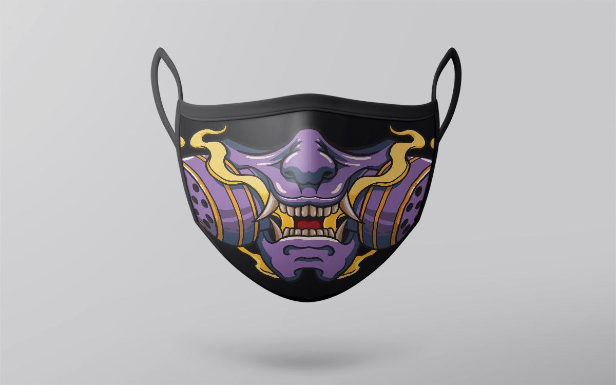 """дизайн противогаза Хання """"width ="""" 1200 """"height ="""" 750 """"/>    <figcaption> Дизайн маски Finesse» </figcaption></figure> <p> Этот дизайн маски не пытается скрыть себя — это маска внутри маски внутри маски. </p> <blockquote class="""