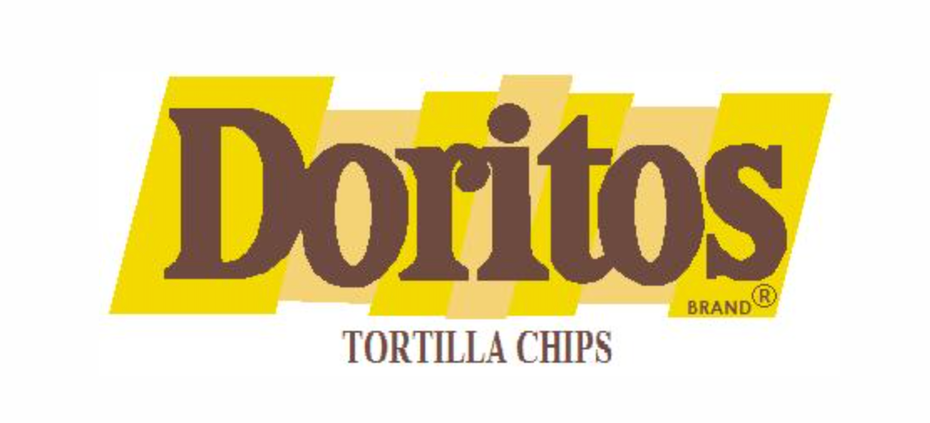 """Эволюция логотипа Doritos, 1979 г. """"width ="""" 1111 """"height ="""" 505 """"/>    <figcaption> Логотип Doritos, 1979 г. </figcaption></figure> <p> Но ничего в логотипе не объясняет, что это такое, за исключением треугольной точки перед I в версии 1985 года. В 1992 году они решили пересмотреть свой логотип, добавив в него треугольное изображение, чтобы представить свои треугольные фишки. Они даже раскрасили его соответствующим образом, с излюбленным красно-желтым цветом в пищевой промышленности. спаривание (упомянуто выше с логотипом Shell). </p> <figure data-id="""