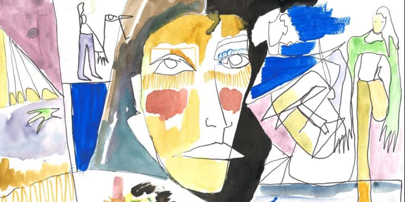 Выставка-лабиринт Наташи Гончаровой «Заживо»