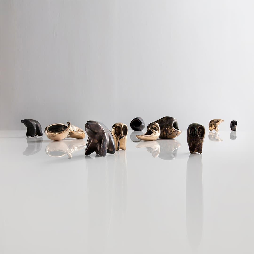 Sculptural Pogapo, 2015. Биоморфные фантазии Рогана Грегори. Биоморфные фантазии Рогана Грегори