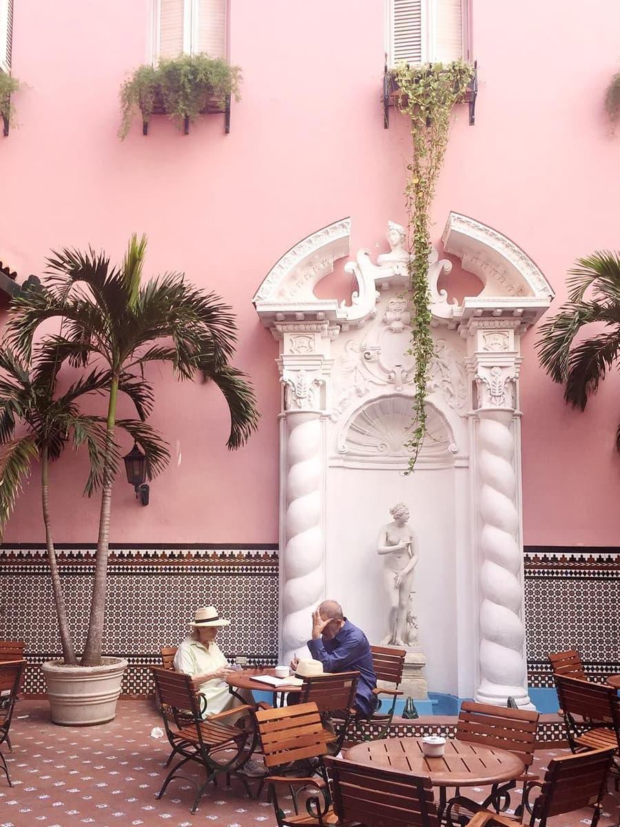 À la Гавана: страстная архитектура Кубы