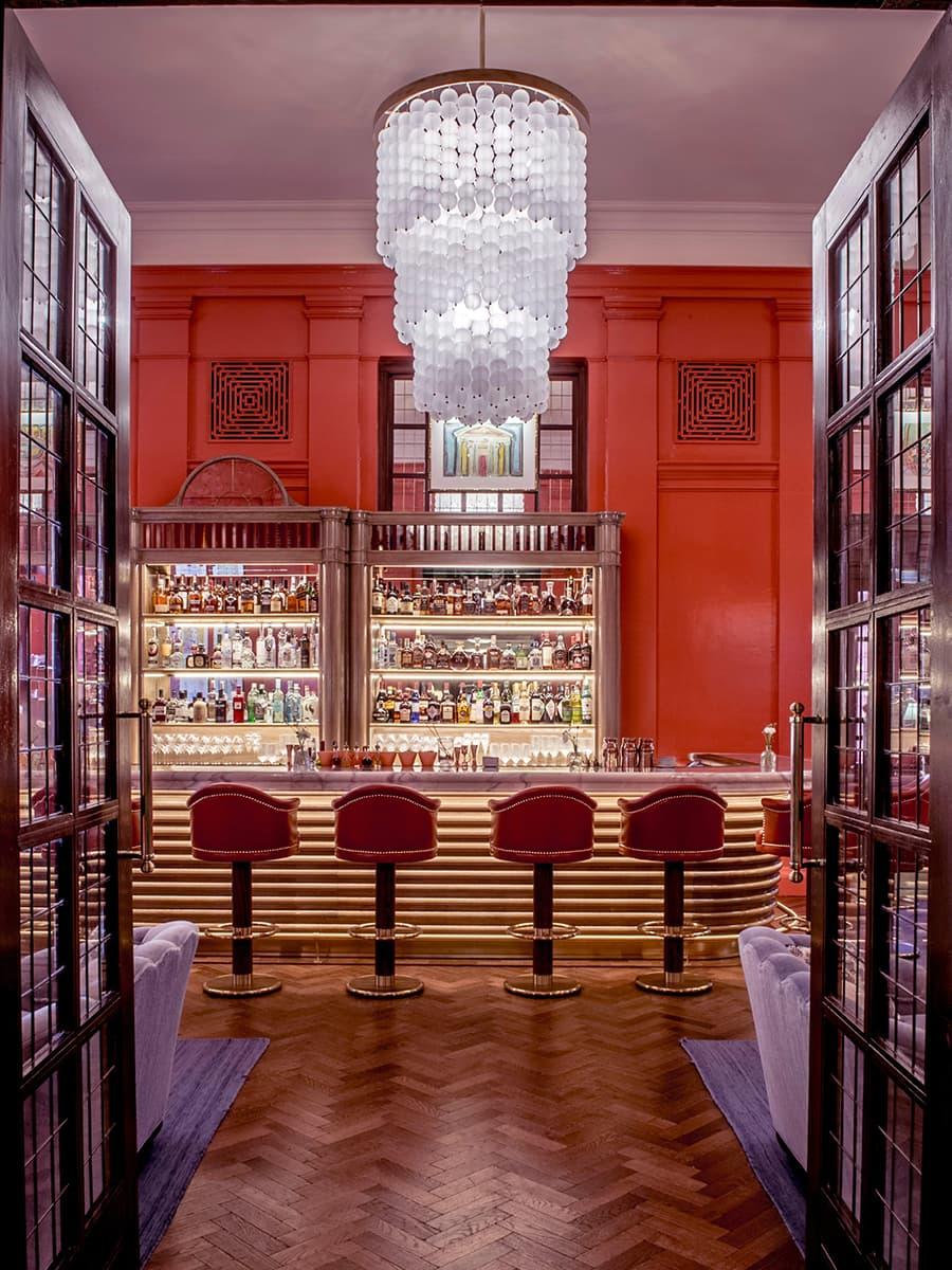 Бар Coral Room в Лондоне