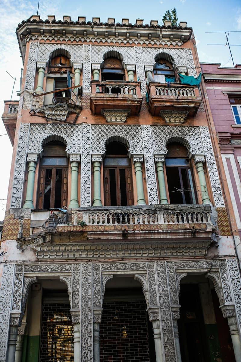 Дом с марокканским влиянием в Гаване, Куба