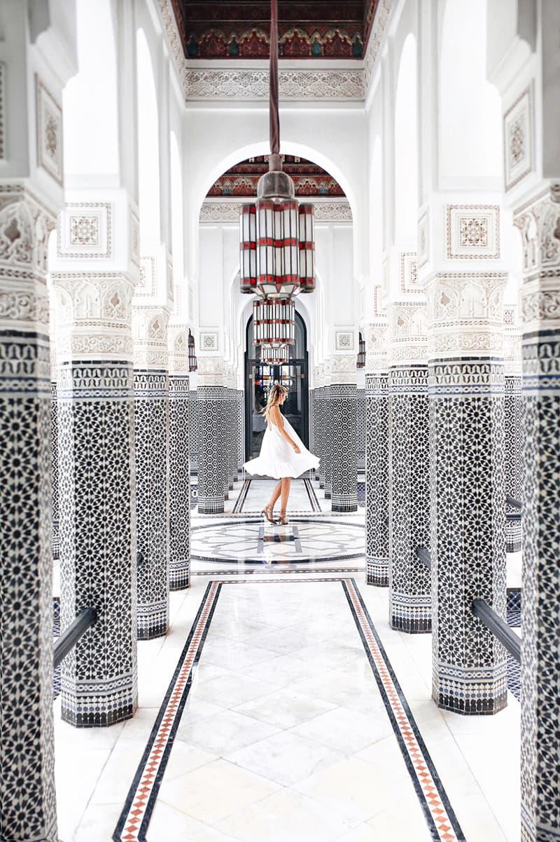 Архитектура Марокко: величие трех культур