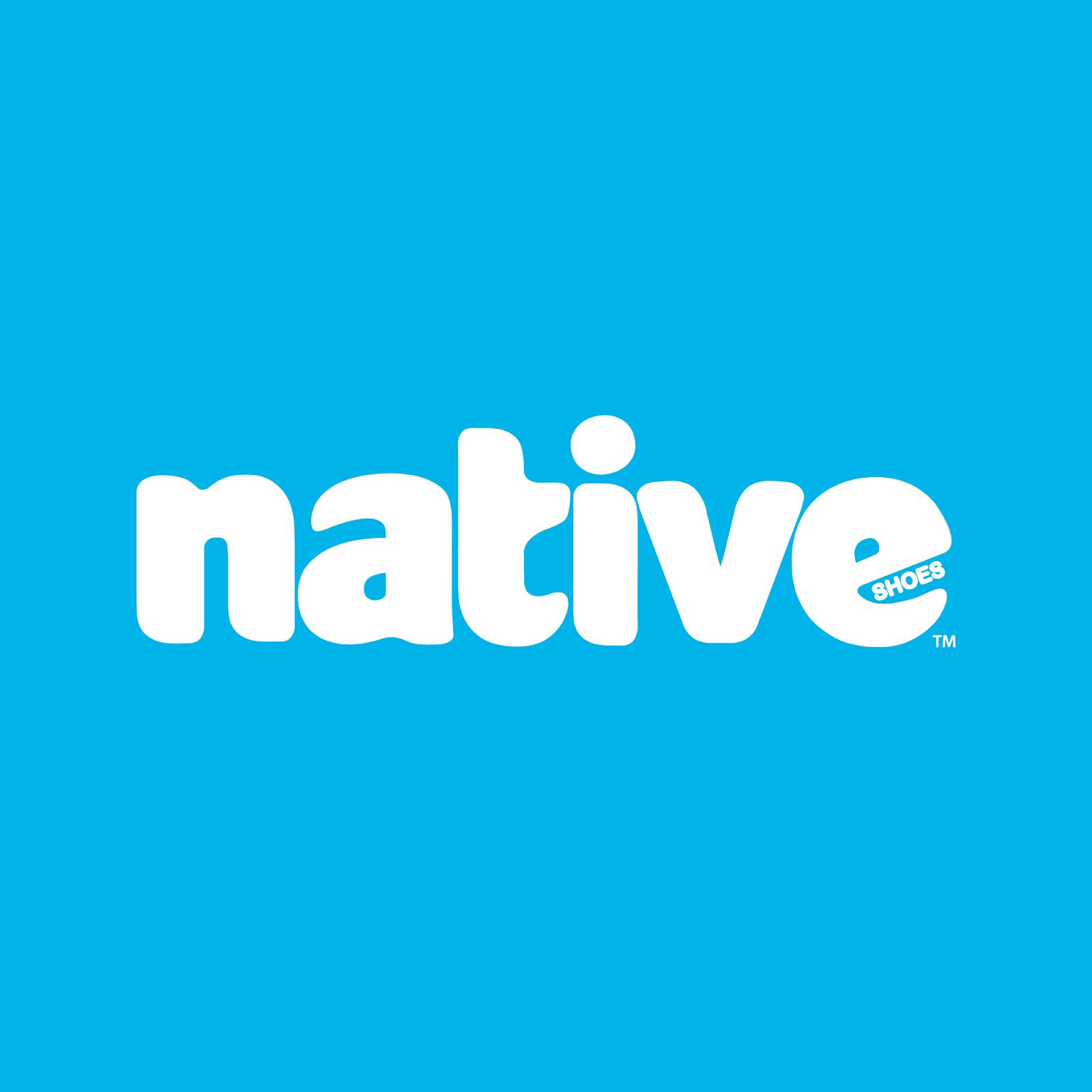 """Логотип Native Shoes """"width ="""" 1600 """"height ="""" 1600"""