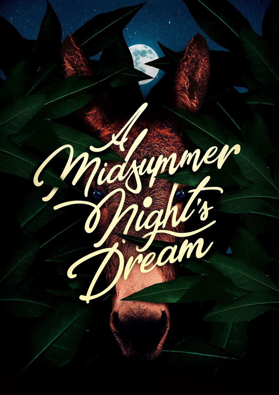 Иллюстрация «Сон в летнюю ночь»