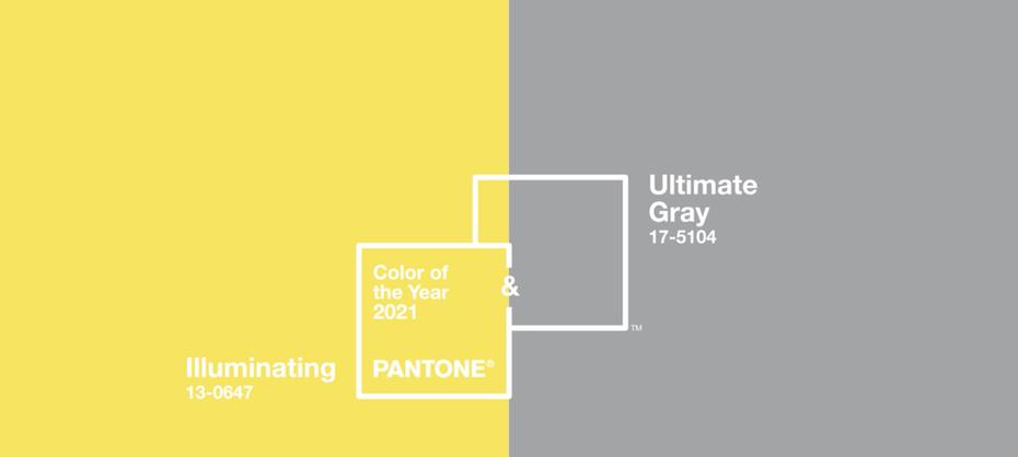 """Образец цвета Pantone 2021 """"width ="""" 1980 """"height ="""" 890 """"/>    <figcaption> Via Pantone </figcaption></figure> <p> <span style="""