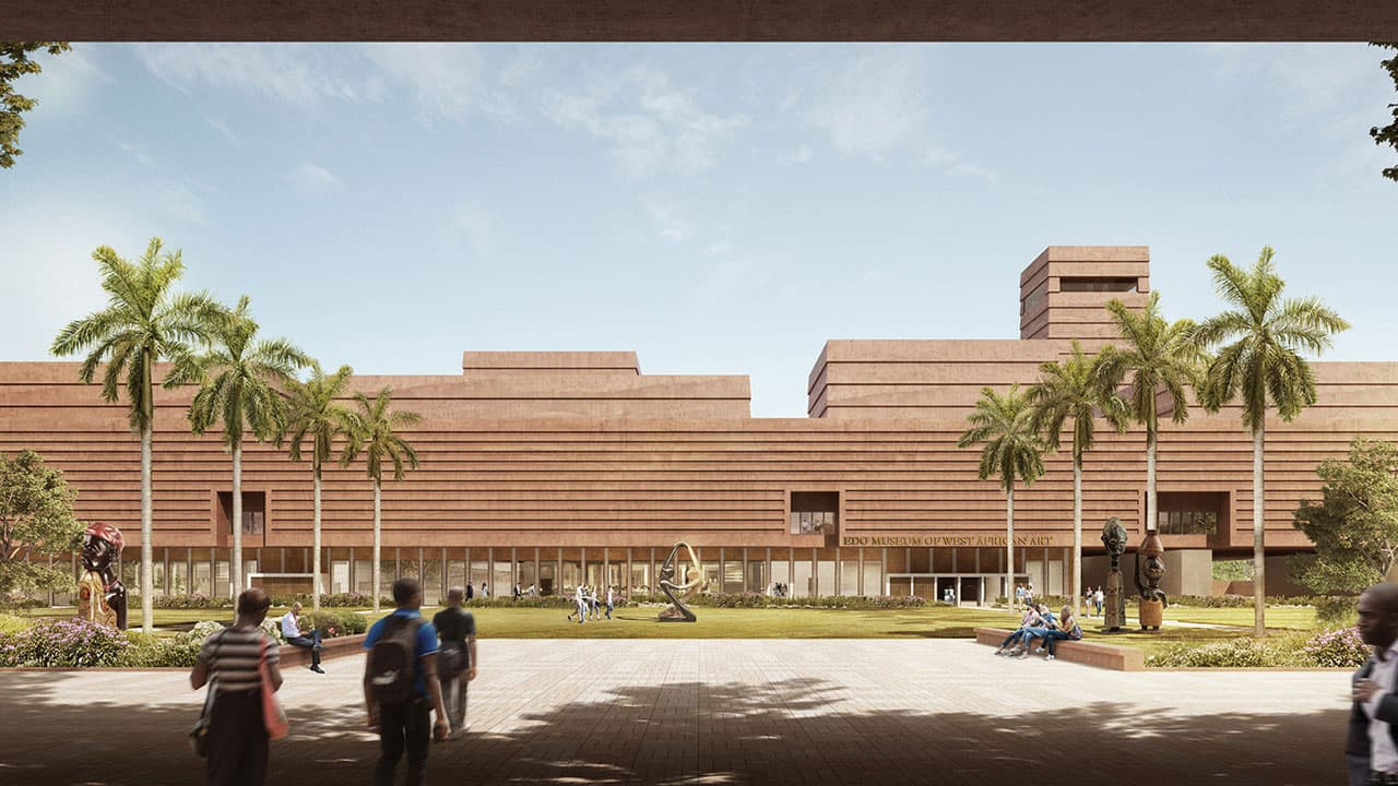 Музей западноафриканского искусства Эдо