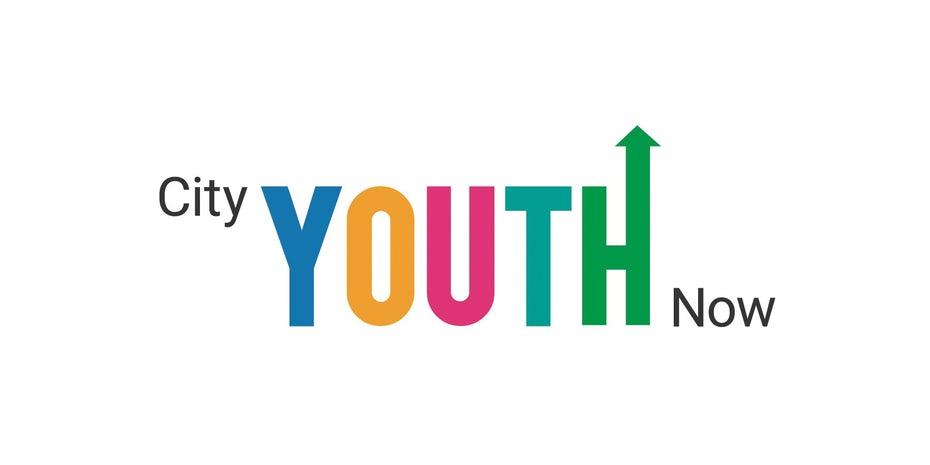 "Логотип City Youth Now ""width ="" 1800 ""height ="" 900"