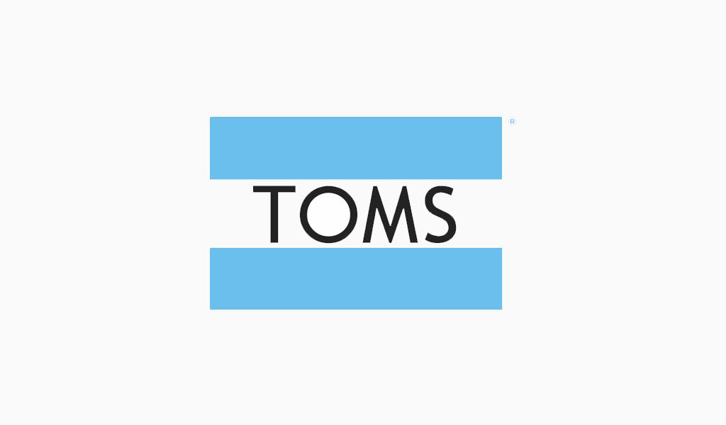 Логотип Toms