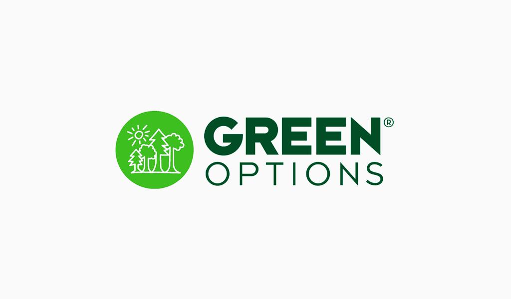 Логотип Green Options