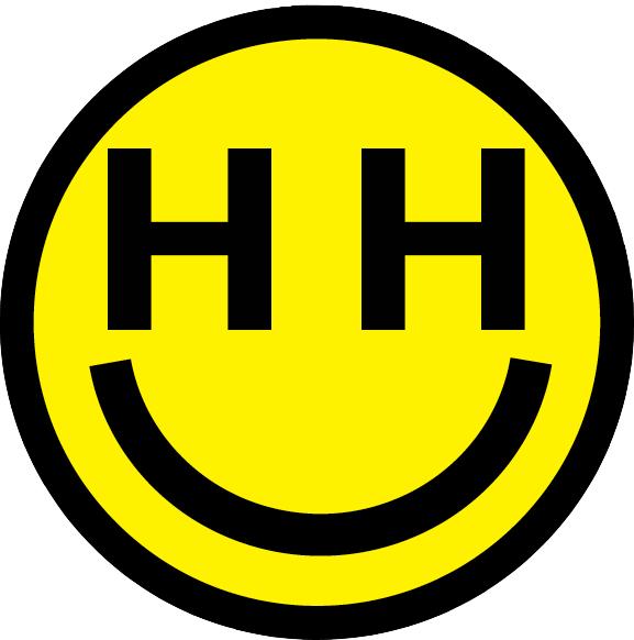 """Логотип Happy Hippie Foundation """"width ="""" 577 """"height ="""" 582"""