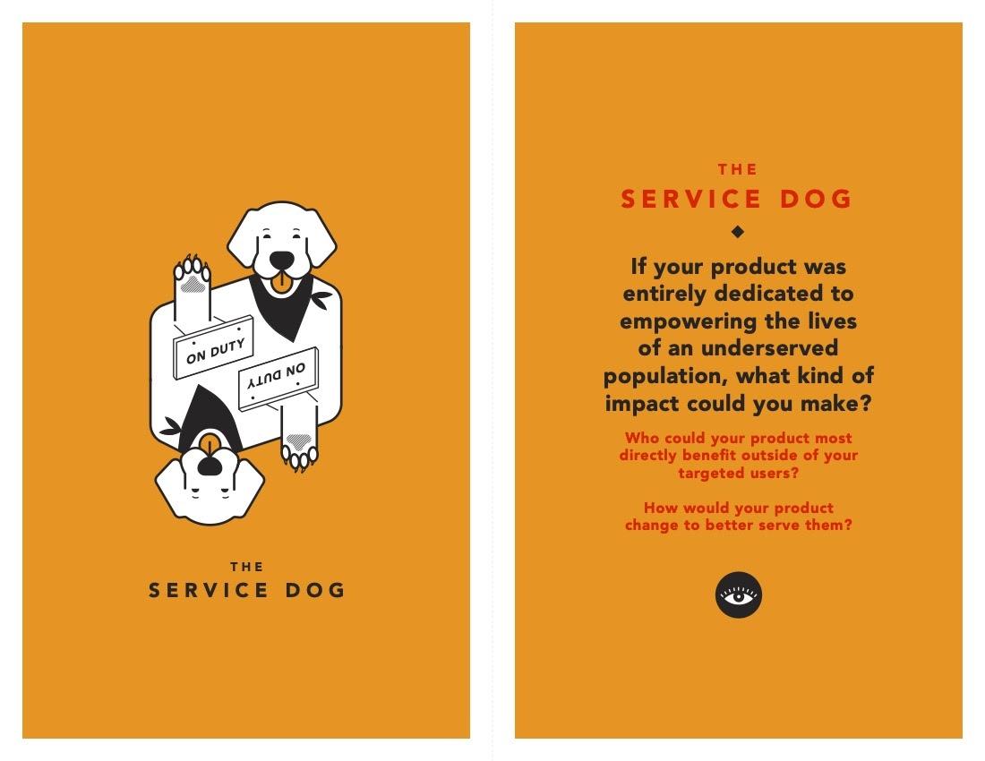 """Технологические карты Таро служебных собак """"width ="""" 1100 """"height ="""" 850 """"/>    <figcaption> Как ваша компания может быть лучшим другом человека? С помощью технологических карт Таро </figcaption></figure> <h3 id="""