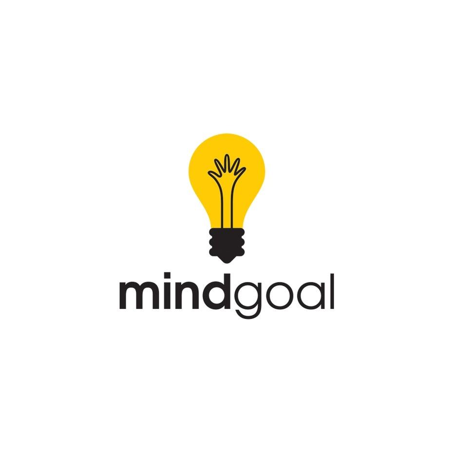Логотип компании, занимающейся технологиями психического здоровья